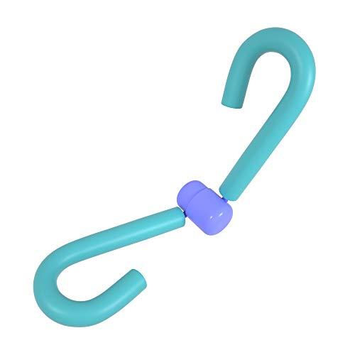Allenatore di Cosce Trimmer per Coscia Attrezzo Multifunzione per Esercizi Muscolari per Coscia Fitness Attrezzo Ginnico per Gambe Braccio Glutei Schiena