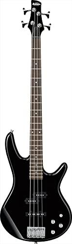 Ibanez 4 String Bass Guitar, Right Handed, Black (GSR200BK)