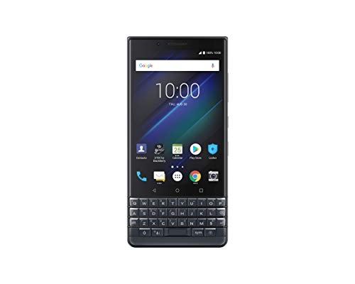 Blackberry Key2 LE smartphone, 4GB RAM, Android 8.1, Slate (Italia)