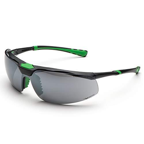 Occhiali protettivi modello 5X3 con lente solare color fumo