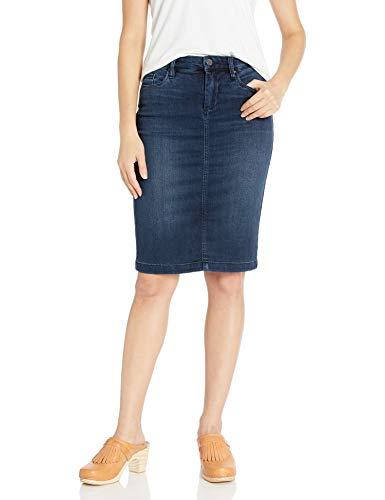 [BLANKNYC] Women's Denim Pencil Skirt, Swing Away, 31