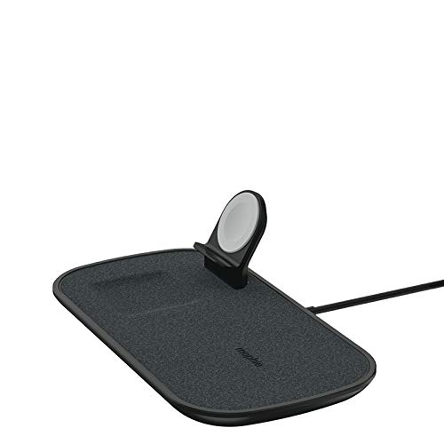 Mophie 3-in-1 Qi-enabled wireless charging pad for iPhone, Airpods, and Apple Watch