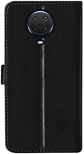 SBMS Nokia Pu Leather Flip Cover Wallet Case Cover for Nokia G20,
