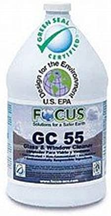 Amazon com: Focus GC55 Glass Window Cleaner 1 Gallon