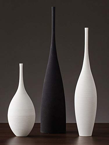 XZT1GY Ornamento Moderno del Vaso di Ceramica Moderno Nordico a casa Ornamento di Ceramica Moderno, 2