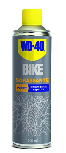 WD-40 Bike Sgrassante Bici Spray Rapido e Potente, 500 ml