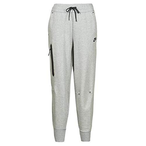 Nike W NSW TCH FLC - Pantalón deportivo (talla M)