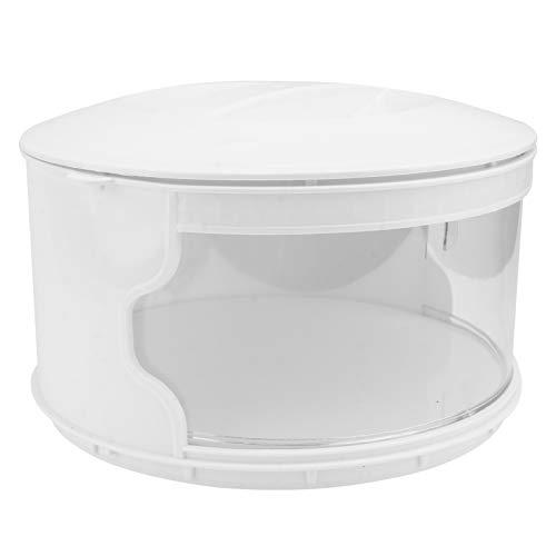 Cabilock Cubierta de Placa de Microondas Cubierta de Protección contra Salpicaduras de Microondas Cubierta de Comida Antisalpicaduras Topper Domo