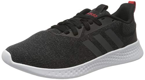 adidas Puremotion Men, Zapatillas de Running Hombre, NEGBÁS/Gricin/GRISEI, 42 2/3 EU