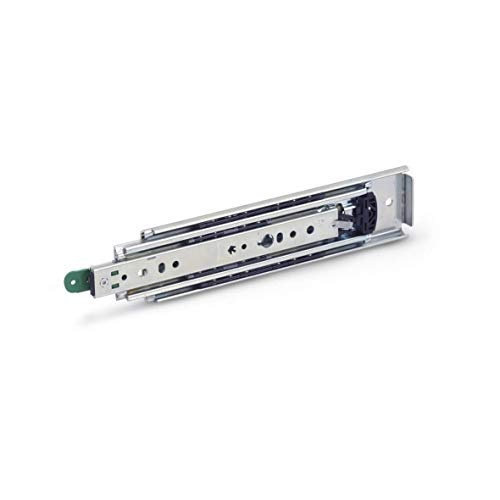 Ganter Normelemente GN 1440-700-Q-1-ZB - Riel telescópico