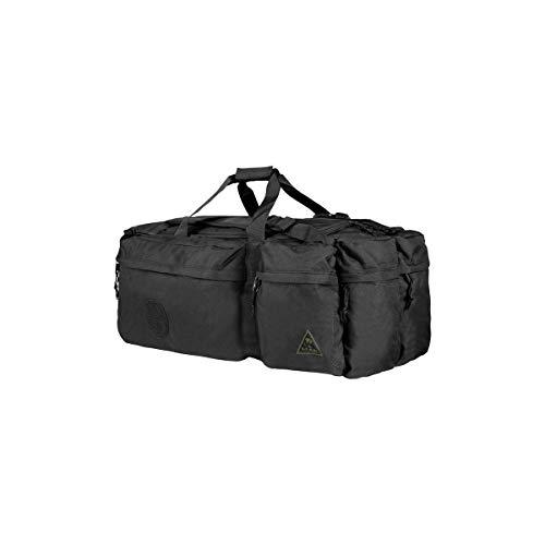 Tasche Tap symbolischen 100L–Ares–Schwarz/CAM/vertod Mehrfarbig schwarz Einheitsgröße