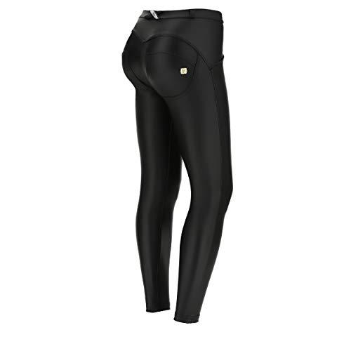 Freddy Damen Skinny Trousers Leggings, Black, M