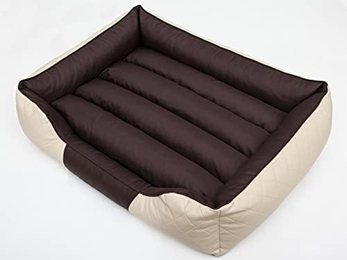 Cama para perros, sofá para perros, cojín para perros, cesta para perros, sofá para animales, cama suave para mascotas, R2 – 84 x 65 cm,...