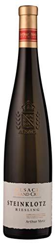 Arthur Metz Steinklotz - AOP Alsace Riesling Grand Cru Trocken (1 x 0.75 L)
