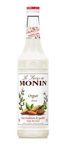 MONIN - Sirop d'Orgeat pour Tiki et Cocktail - Arômes Naturels - 70cl