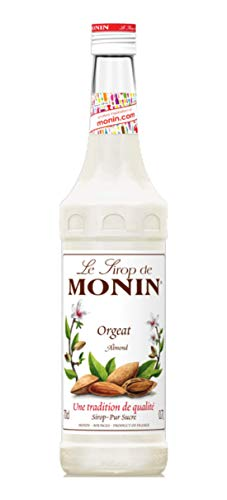 Monin Sirup 70cl. Almond.