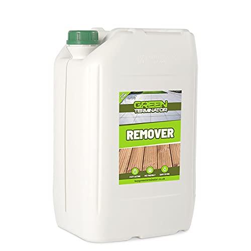 Green Terminator Remover - 5 litre