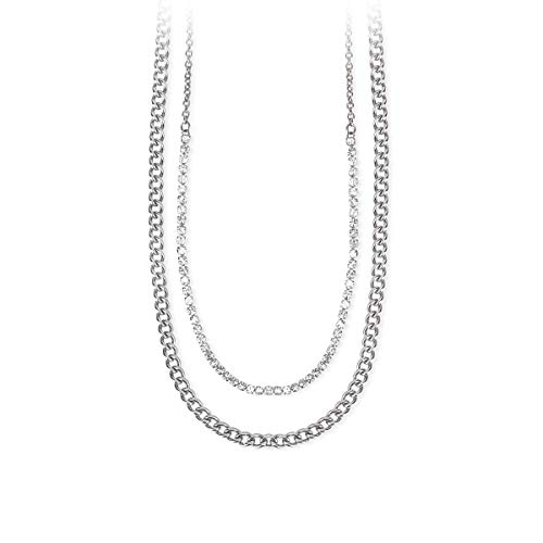 2 jewels 251694 collana acciaio coll Mix e Match