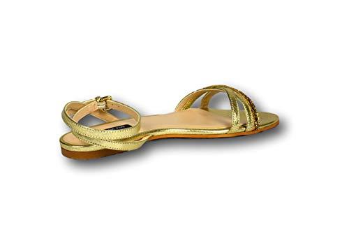 Patrizia peper - sandalen goud - sd30-37.5