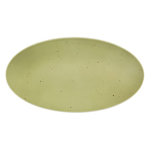 Seltmann Weiden 001.733797 Coup Fine Dining Country Life-oliv Plat à coupes Olive/marron
