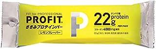 丸善 PROFITささみプロテインバーレモン味 130g×80袋