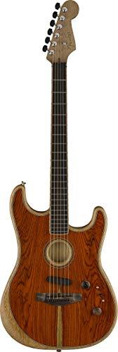 Fender American Acoustasonic® Strat®, Ebony Fingerboard, Cocobolo