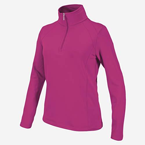 CMP Femme Polaire/Multifonctions T-Shirt, Femme, Fleece/Funktions-Shirt, Rose