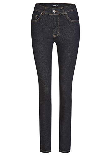 Angels Damen Jeans 'Skinny' mit Leichter Used-Waschung