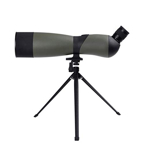 Great Price! KERVINJESSIE High-Powered Monocular Telescope HD Low-Light Night Vision Bird Watching G...