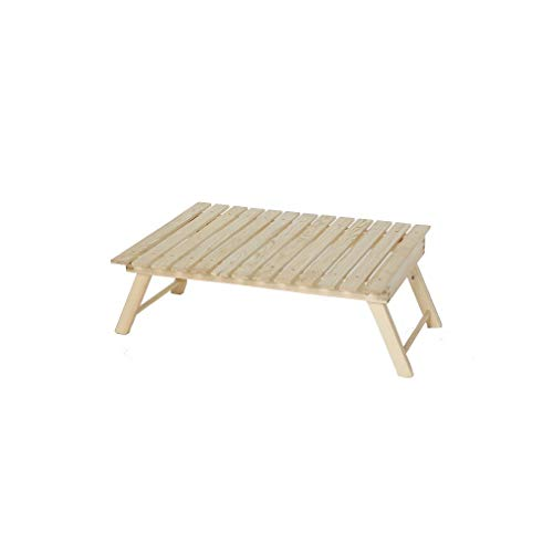 イグニオ(IGNIO) 木製テーブル アウトドア キャンプ 約70×53cm