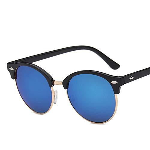 Moda Gafas De Sol Clásicas Sin Montura para Hombre, Anteojos para Mujer, Gafas De Diseñador De Lujo para Mujer, Gafas De Sol De Moda Steampunk 7