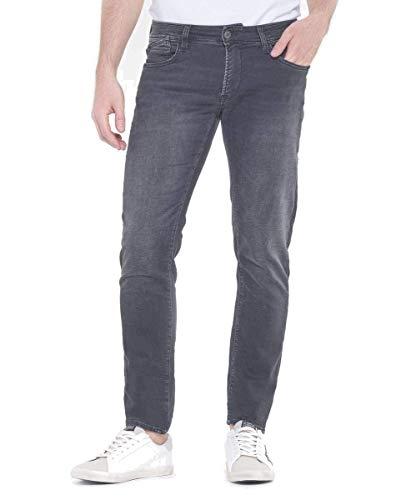 Le Temps des Cerises Herren Jh711jogwm122 Jeans Slim fit, Schwarz (Black 0001), W29 (Herstellergröße: 29)