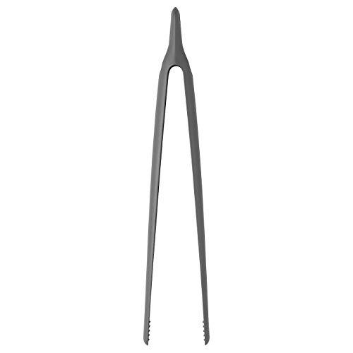 My- Stylo ollection Kochpinzette, grau, Produktgröße: Länge: 28 cm, Material: verstärkter Polyamid-Kunststoff
