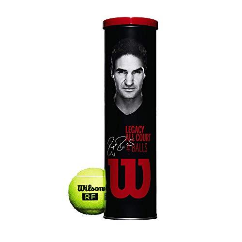 Tennisbälle Wilson RF Legacy Court (4 St.)