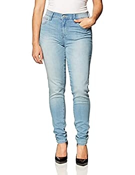 Celebrity Pink Jeans Women s Infinite Stretch Mid Rise Skinny Jean Outsiders Wash 15