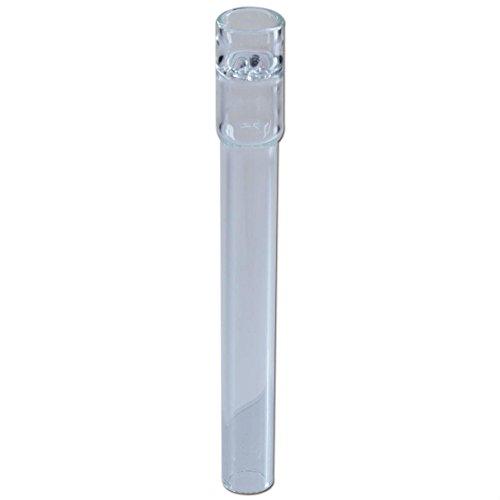Mundstück aus Glas für Arizer Solo Vaporizer, gerade, 115mm