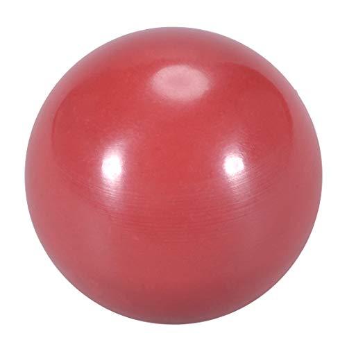 Sourcingmap - Juego de 20 perillas para máquina de coser (rosca M4, 20 mm de diámetro, borde suave), color rojo