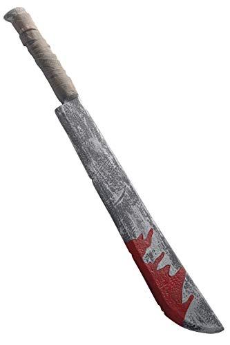 Smiffys Blutverschmiertes Hackmesser, 74cm, 36912