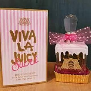 Viva La Juicy Sucre by J uicy C outure Edp Spray for Women 3.4 OZ. / 100 ML.