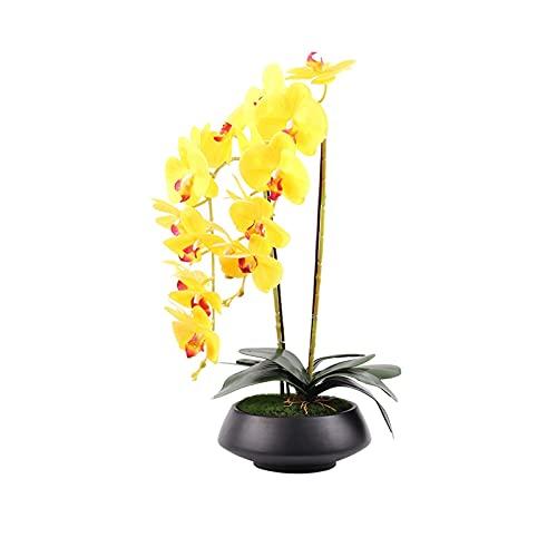 OMIDM Künstliche Blume Gelbe...