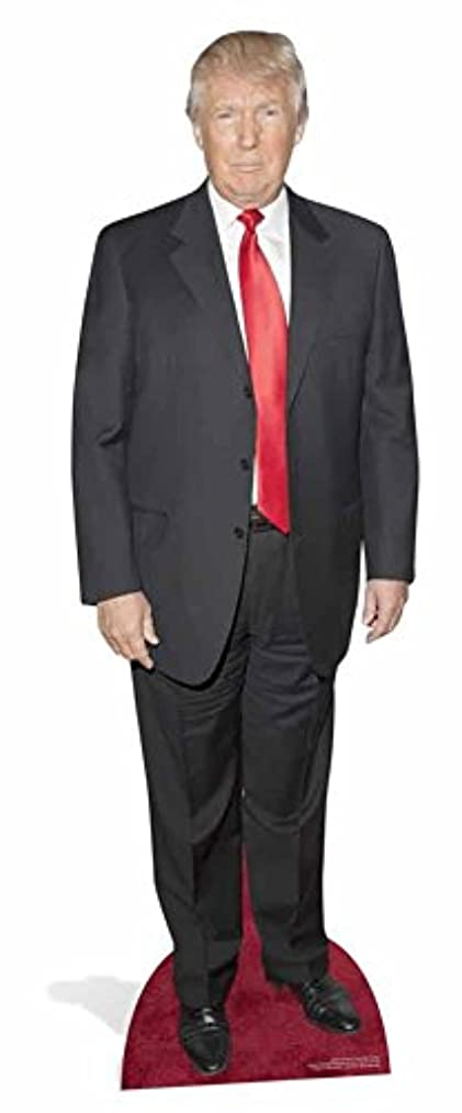 Donald Trump - Red Carpet Cardboard Cutouts 24 x 74in