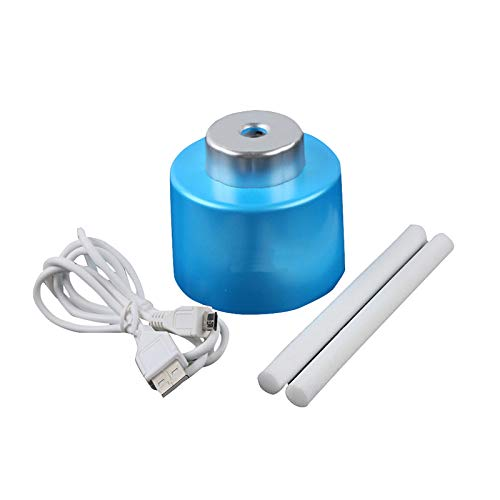 Best Shopper - Portable USB Mini Cap Air Water Bottle Humidifier - Blue
