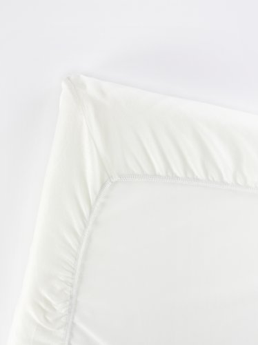 Best Price! BABYBJORN Fitted Sheet for Travel Crib Light - Organic White