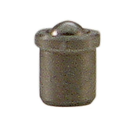 Kipp PFP-70 All-Stainless Push-Fit Plunger End force - 4.50 lbs., .394/10mm (A - Diameter)