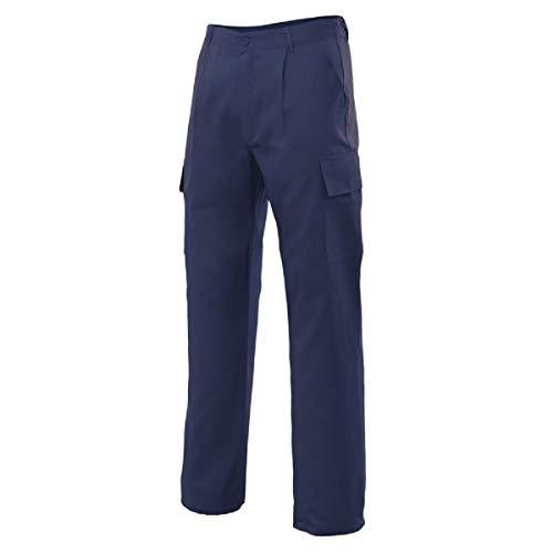Velilla 31601 Pantalones, Azul marino, Talla 50