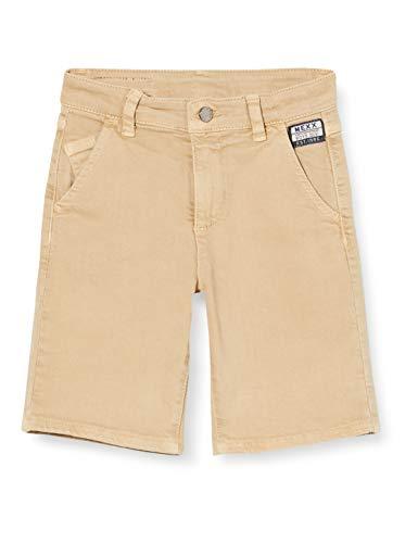 Mexx Jungen 952015 Shorts, Beige (Safari 151116), (Herstellergröße: 110)