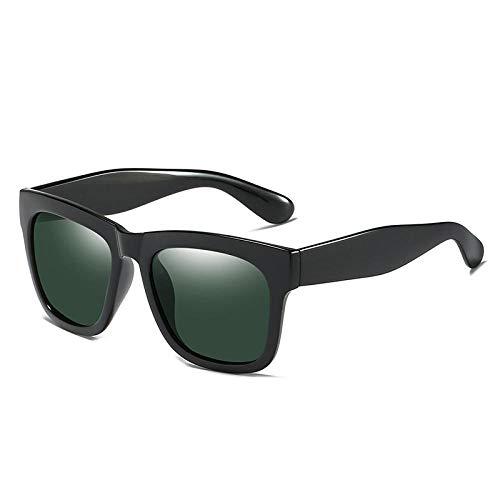 Gafas de Sol Sunglasses Gafas De Sol Cuadradas Polarizadas Mujeres Gafas De Sol Rectangulares Hombres Gafas De Conducción Gafas De Sol Al Aire Libre Gafas De Sol Uv400 Ga