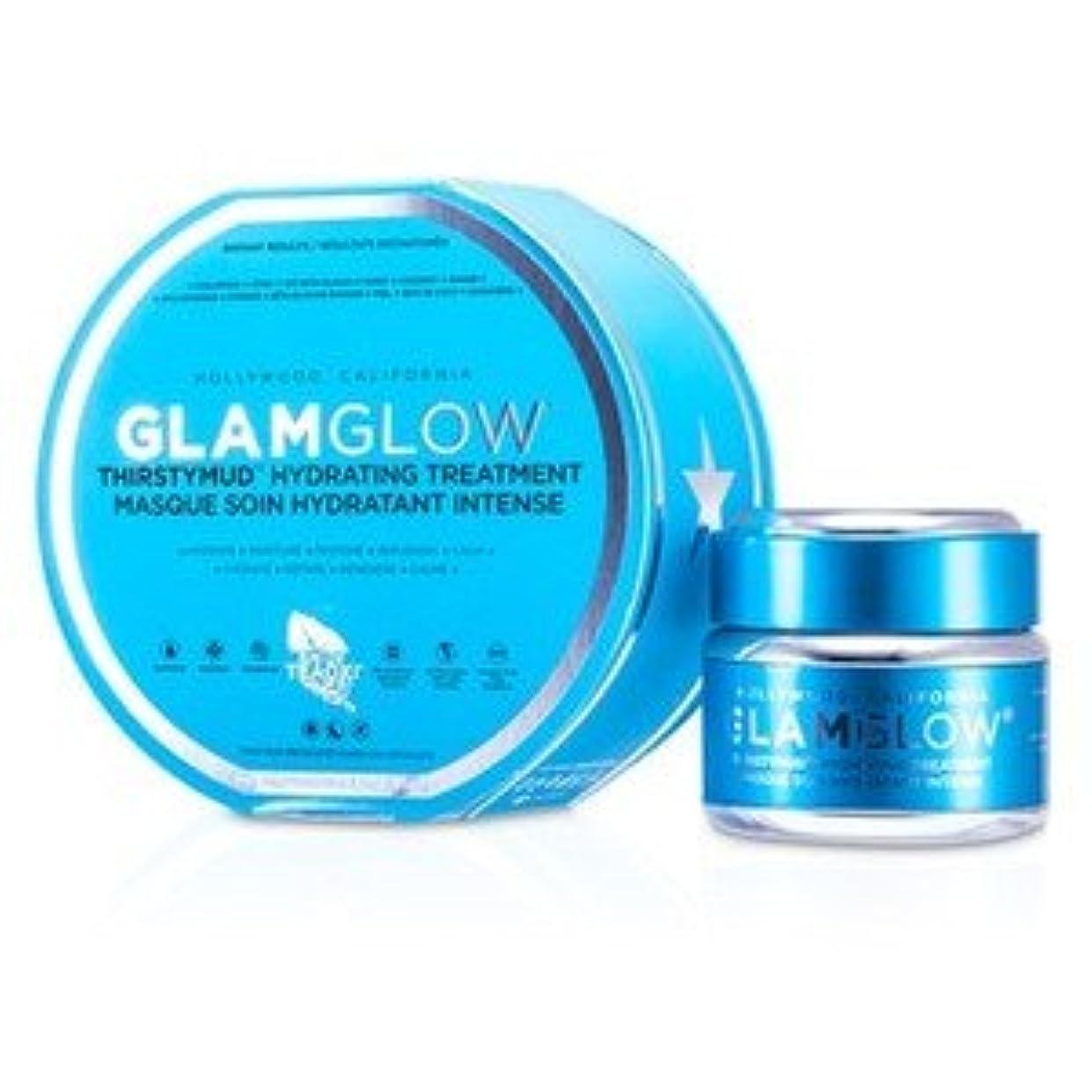 トランスペアレント人工的な章Glamglow サースティーマッド ハイドレイティング トリートメント 50g/1.7oz [並行輸入品]
