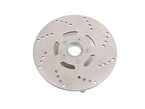 Freno soporte con freno 200mm de diámetro acero inoxidable–sra50, Star 50–Roller automático con Llanta ancha