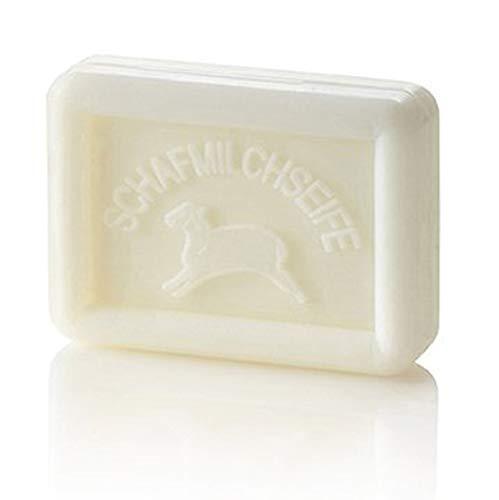 Ovis Schafmilchseife Milde Reinheit ohne Parfüm und Farbstoffe besonders mild 100g